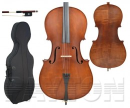 Enrico Student II Cello Outfit