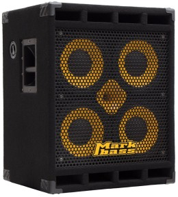 Mark Bass 104HF - 800W External Cabinet, 4x10, Front Load, LIMITED EDITION
