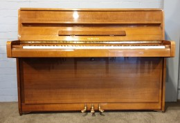 Yamaha M1A Upright Piano Preowned - Y768556
