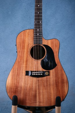 Maton EBW70C All Blackwood Dreadnought Acoustic Electric Guitar w/Case - Preowned
