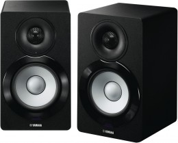 Yamaha NXN500BL Wireless Bluetooth Speakers with AirPlay - Black
