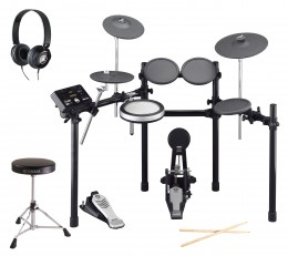 Yamaha DTX522K Electronic Drum Kit Package