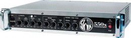 SWR 550X 550 Watt Bass Head Amplifier