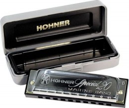 Hohner 560 Special 20 Harmonica - D Key