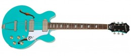 Epiphone Casino Coupe Hollow Body Electric Guitar Turqouise