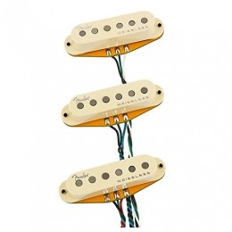 Fender Gen 4 Noiseless Stratocaster Pickup Set