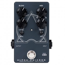 Darkglass Alpha Omicron Bass Preamp / Overdrive Pedal