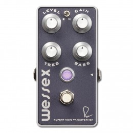 Bogner Wessex Overdrive / Boost Guitar Effects Pedal