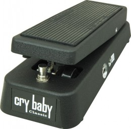Dunlop Crybaby GCB-95FL Classic Fasel Inductor Wah Guitar Effects Pedal