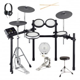 Yamaha DTX582K Electronic Drum Kit Package ( DTX-582K )
