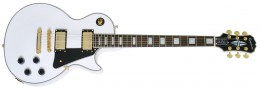 Epiphone Les Paul Custom Pro Electric Guitar - Alpine White