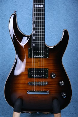 ESP E-II Horizon FM/NT Electric Guitar - Dark Brown Sunburst ES1510208