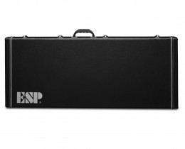 ESP Deluxe Hardshell Case for Alexi Shaped Guitars