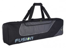 Fusion F3-21K8B Keyboard Bag - Black/Grey