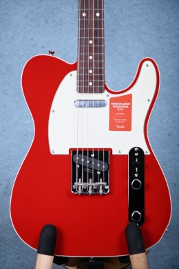 Fender MIJ Traditional 60's Telecaster Custom Torino Red - JD17039244
