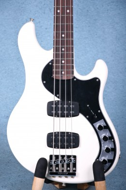 Fender Deluxe Dimension Bass Olympic White - MX16757102