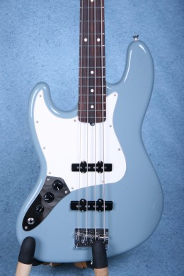 Fender American Professional Jazz Bass Left Handed - Sonic Grey US16083453