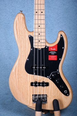 Fender American Professional Jazz Bass Electric Bass Guitar - Natural US17061816