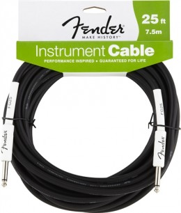 Fender Performance Series 25ft Instrument Cable