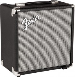 "Fender Rumble 15 1 x 8"" 15-Watt Bass Combo Amp"