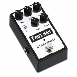 Friedman Buxom Boost Guitar Overdrive Effect Pedal