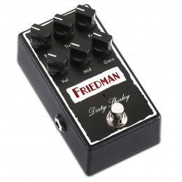 Friedman Dirty Shirley Guitar Overdrive Effect Pedal