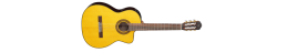 Takamine GC5CE - Classical Acoustic/Electric Guitar w/Cutaway, Natural