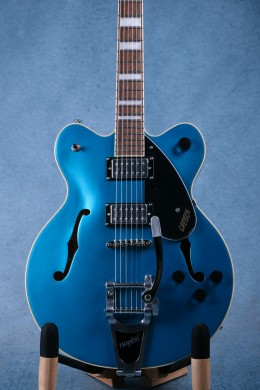 Gretsch G2622T Streamliner Bigsby Hollow Body Fairlane Blue Electric Guitar - IS190200450