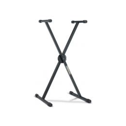 Hercules KS110B EZ-Lok Single Braced Keyboard Stand