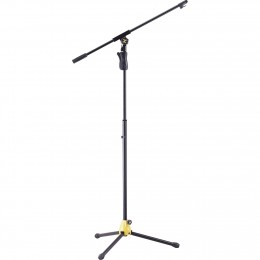 Hercules MS631B Microphone Stand With Boom