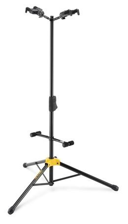 Hercules GS422B Auto Grab Double Guitar Stand