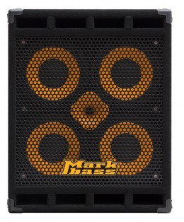 Markbass Standard 104HF Front-Ported Neo 4x10 Bass Speaker Cabinet - 4 Ohm