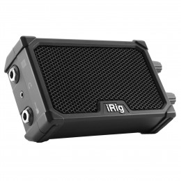 IK Multimedia iRig Nano Amp with Built-In iOS interface