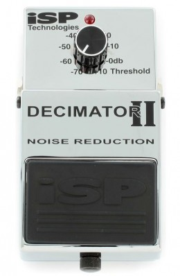 ISP Technologies Decimator II Noise Reduction Guitar Effect Pedal