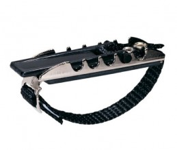 Jim Dunlop J14CD Curved Professional Capo for Guitar