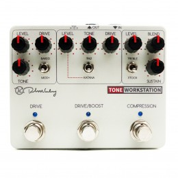 Keeley Tone Workstation Guitar Multi-Effect Pedal