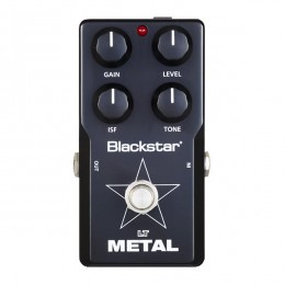 Blackstar LT Metal Distortion Guitar Effects Pedal