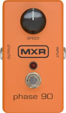 MXR M-101 Phase 90 Guitar Effects Pedal