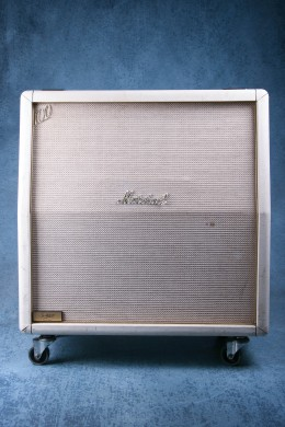 Marshall 1960AX 35th Anniversary White Ox Modified 300W 4 Ohm Guitar Speaker Cabinet - Preowned