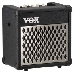 Vox Mini 5 Rhythm Modeling Guitar Combo Amplifier - Black