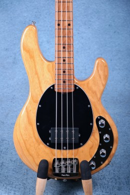 Ernie Ball Music Man Stingray Special Classic Natural Bass Guitar - F78309