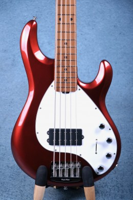 Ernie Ball Music Man SR5 Stingray 5 String Bass Guitar - F80761