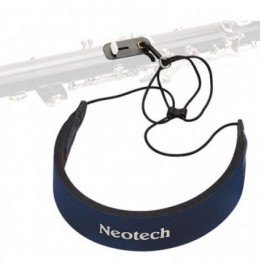 Neotech CEOXL Extra Long Clarinet / Oboe Strap - Black