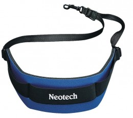 Neotech Soft Saxophone Strap with Swivel Hooks - Navy
