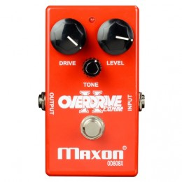 Maxon OD808X Guitar Extreme Overdrive Effect Pedal