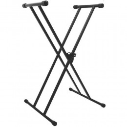 On Stage KS7191W Double X Braced Keyboard Stand
