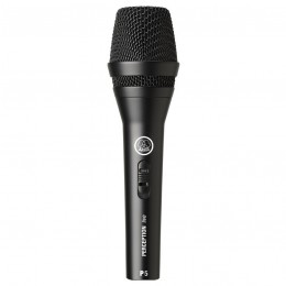 AKG P5S Vocal Dynamic Microphone w/ Switch