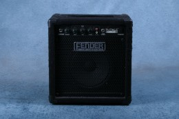 Fender Rumble 15 V2 15w Bass Combo Amplifier - Preowned