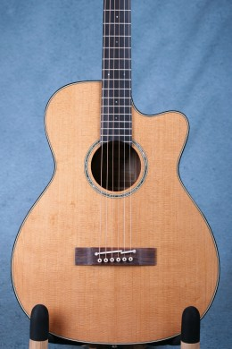 Takamine J Series EF740FS Torrefied Top Acoustic Electric Guitar - 56070526