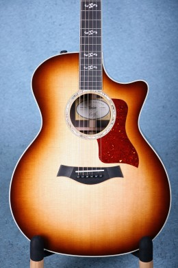 Taylor Custom 414ce Limited Edition Burst Acoustic-Electric - 1101168014